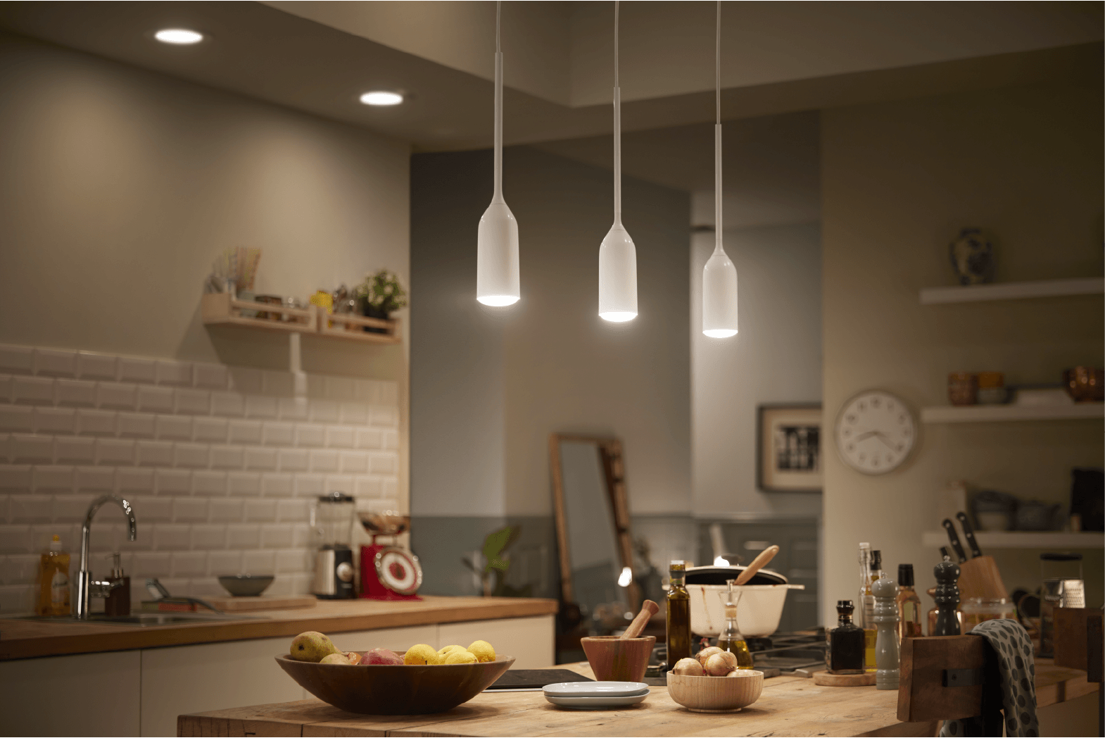 6 Kitchen Lighting Ideas - Meethue | Philips Hue on lights for kitchen sink, lights for furniture, lights for christmas, lights for kitchen islands, lights for landscaping, lights for baby, lights for living rooms, lights for decor, lights for fireplace, lights for lighting, lights for windows, lights for dining room, lights for garden, lights for construction, lights for valentine's day, lights for halloween, lights for doors, lights for kitchen cabinets, lights for small kitchen, lights bedroom ideas,