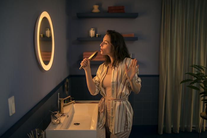 Badroom vanity mirror