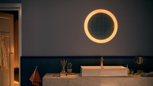 Tips On Bathroom Lighting Meethue Philips Hue