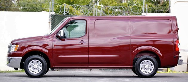 174d02841564c6 Nissan NV Shakes Up Commercial Van Market