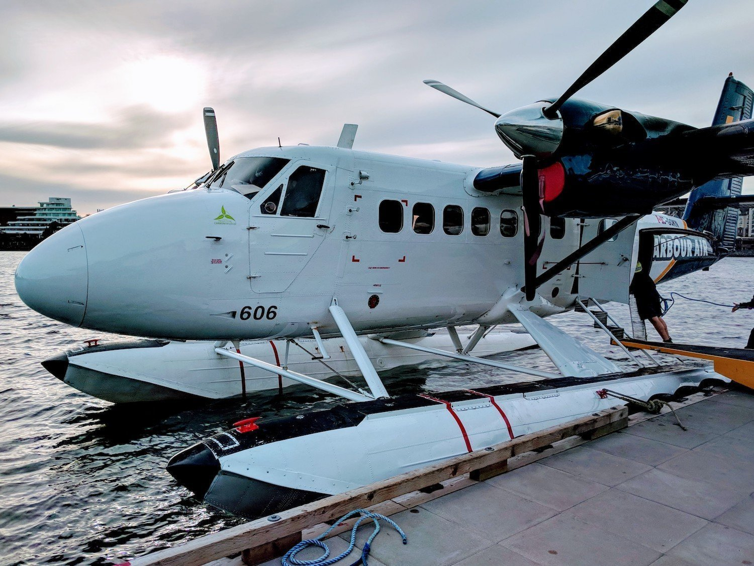 Grit, Grease and Ingenuity: Keeping a Workhorse Seaplane