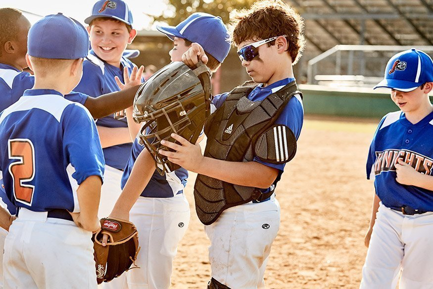 Image result for images youth baseball players