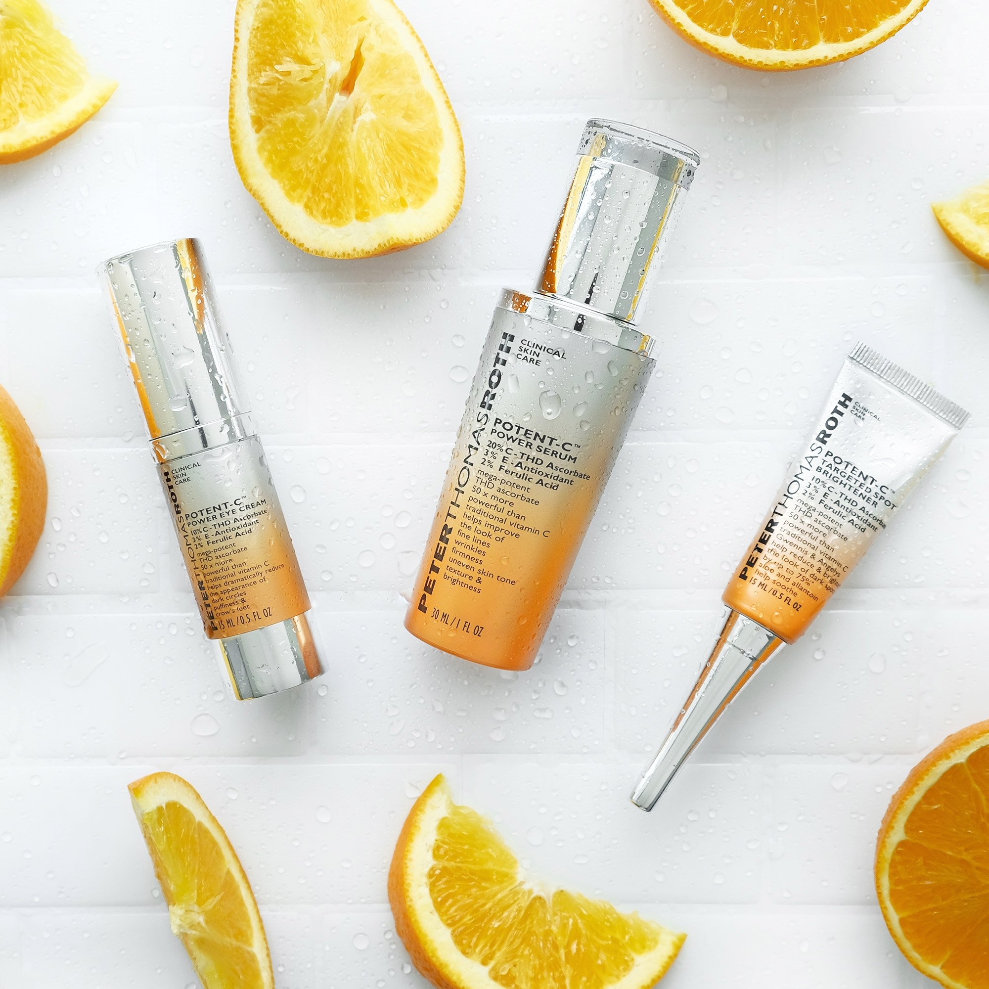 Peter Thomas Roth Potent-C Collection