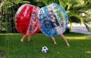 tampa bay bubble soccer, americans tampa, tampa bay summer things to do