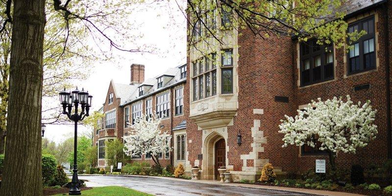 Laurel School in Shaker Heights, Ohio