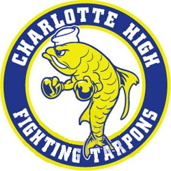 The Charlotte High School Fighting Tarpons were named sixth best high school mascot in Florida by Aceable Drivers Ed