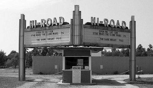 hi road drive-in