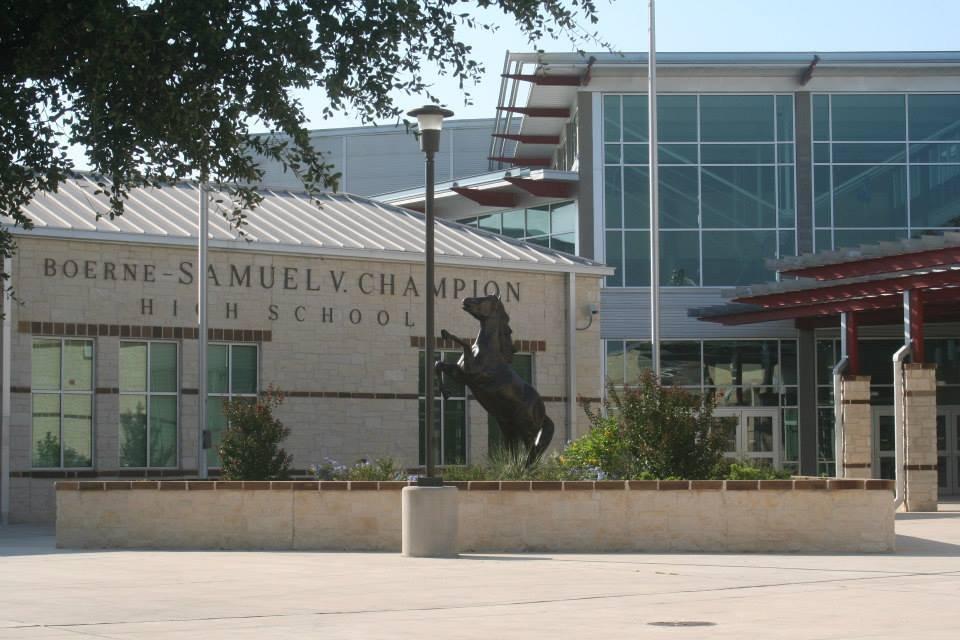 Samuel V Champion High School in Boerne, Texas