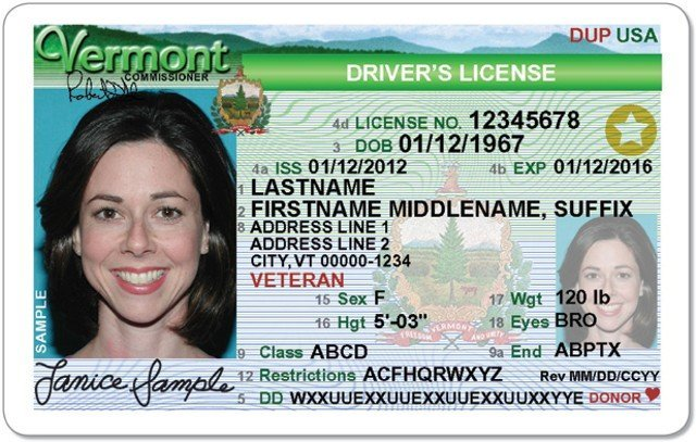 vermont drivers license test locations