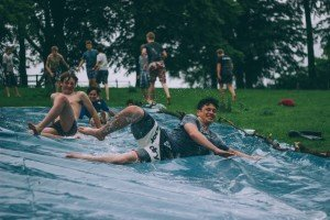 slip and slides tampa bay summer bucket list
