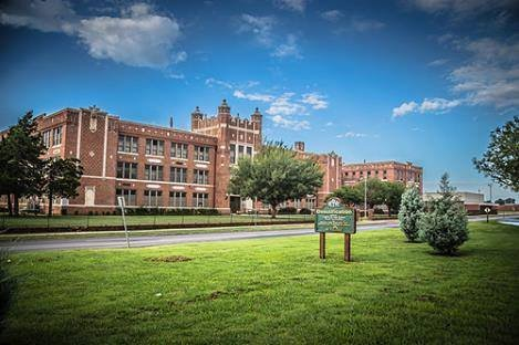 Capitol Hill High School, OKC