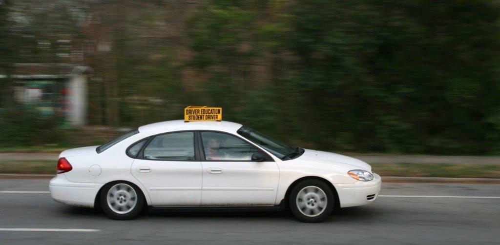 Ohio drivers ed behind the wheel instruction