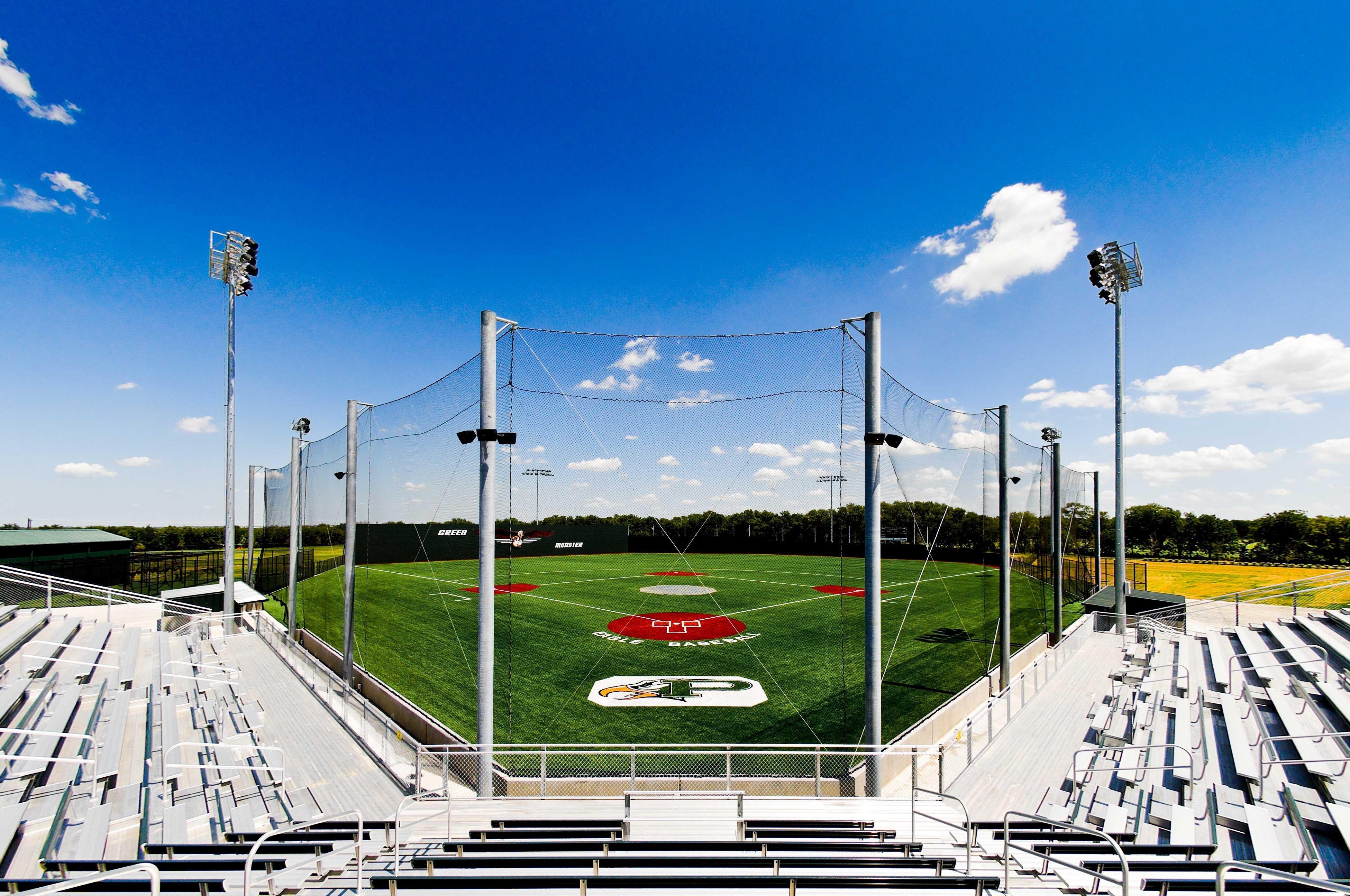 Prosper High School Baseball Field