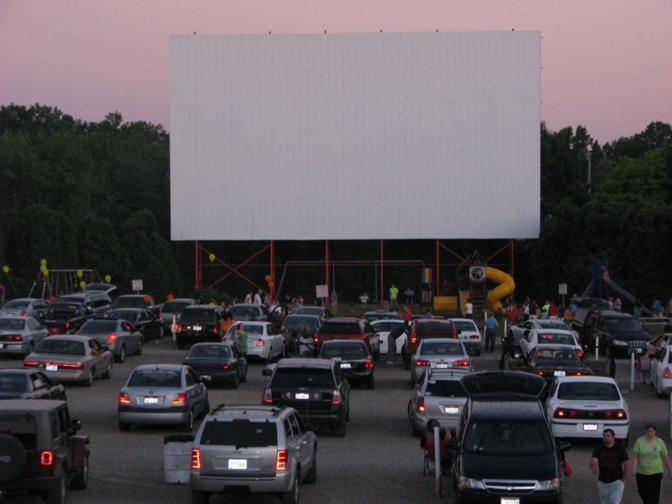 elm road triple drive-in