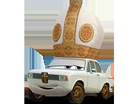 pope pinion car