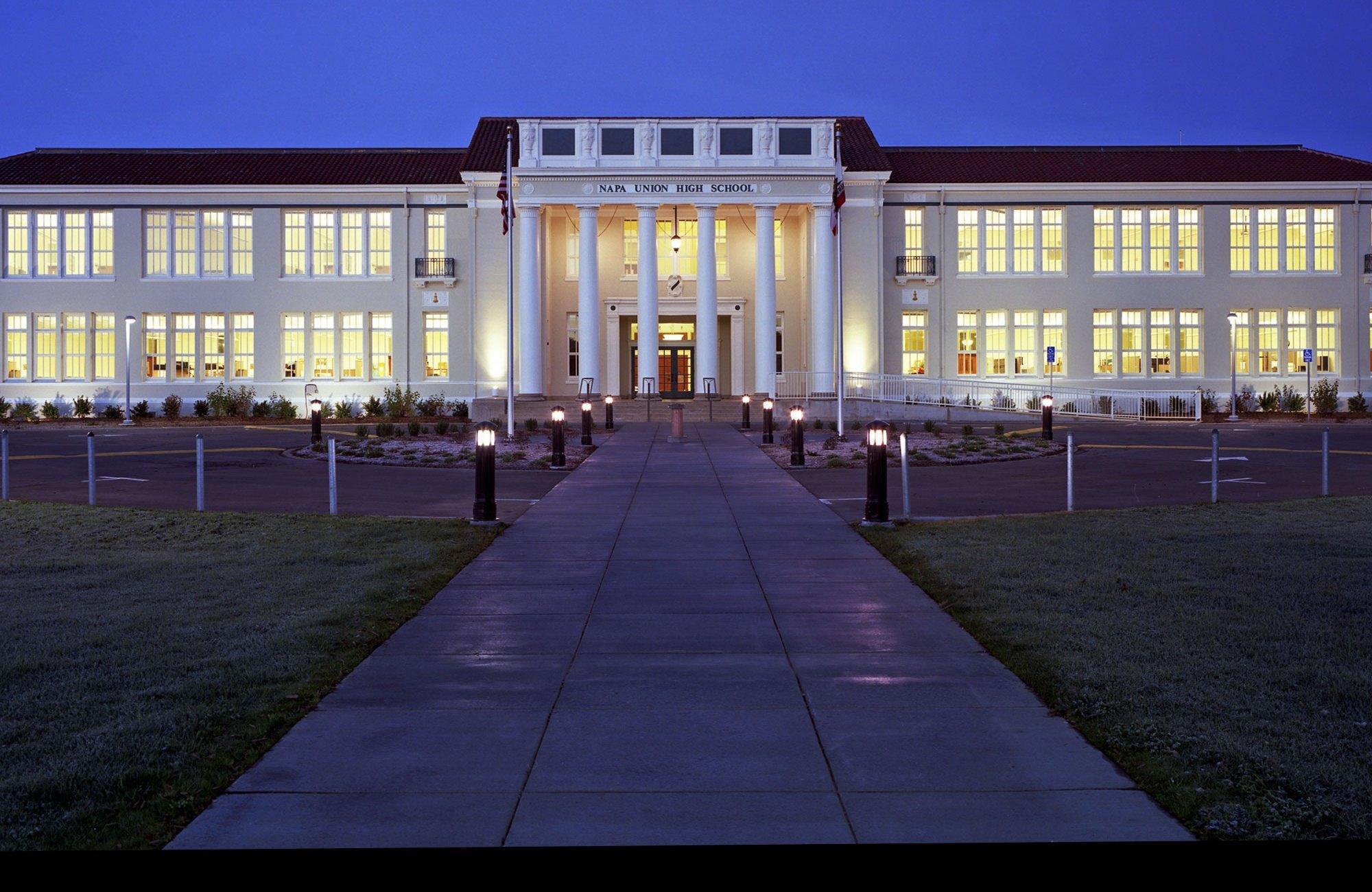 napa union high school