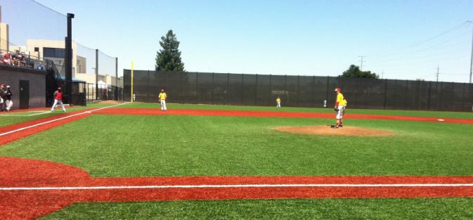 Aceable Willow Glen Baseball Field CA