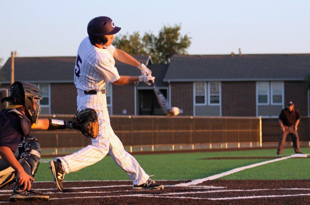 Crowley High School Baseball Field