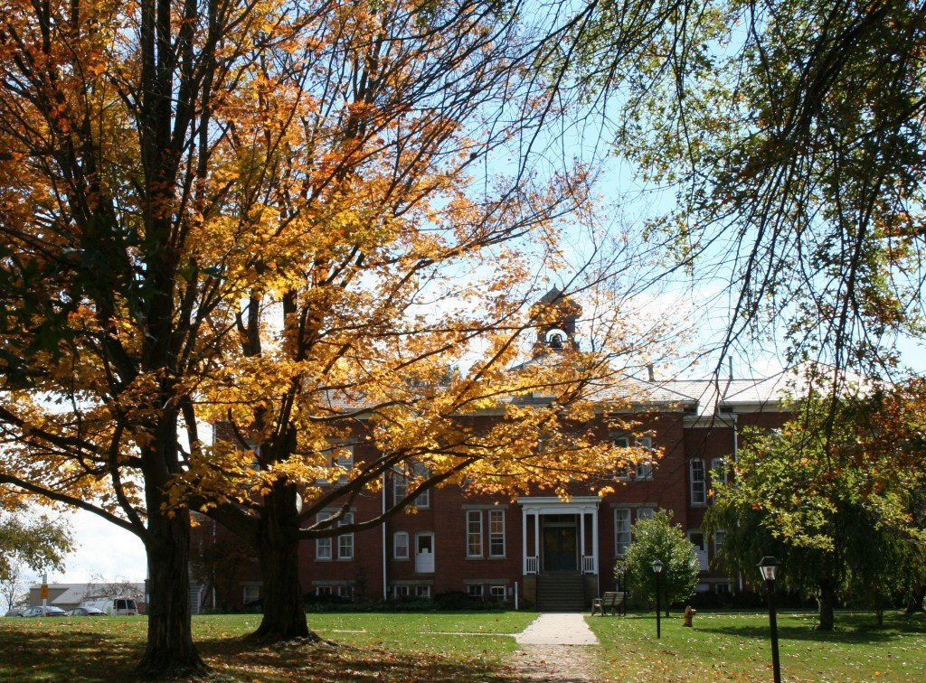 Olney Friends School in Barnesville, Ohio