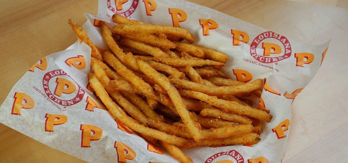 popeyes fries