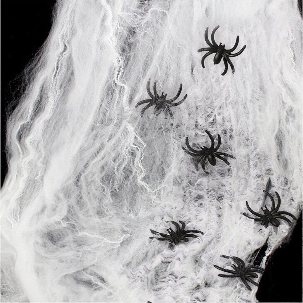 Strech Spider Web