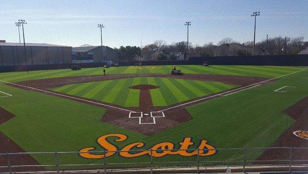 Scotland Yard Baseball Field