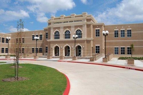 Cypress Lakes High School in Katy, Texas