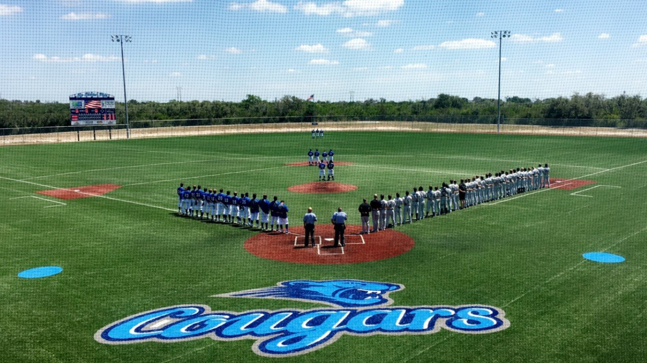 A.C. Jones High School Baseball Field