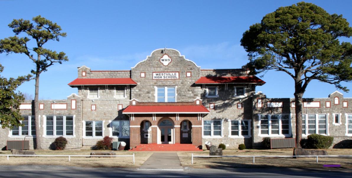 Westville High School, Westville