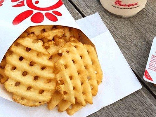 chick fil a fries