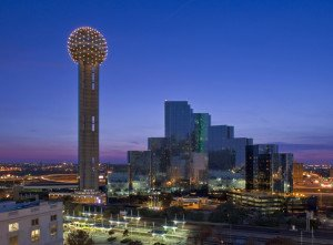see the GeO-Deck at Reunion Tower