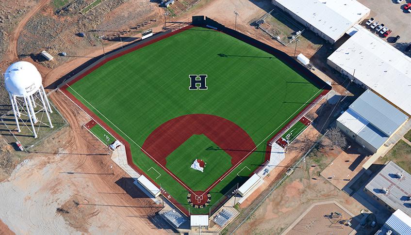 Henrietta Baseball Field