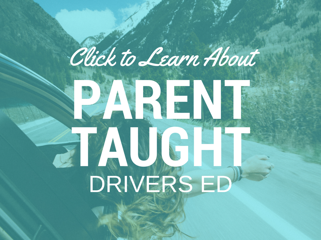Learn about Texas parent taught drivers ed.