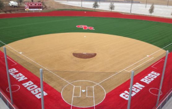 Glen Rose Baseball Field