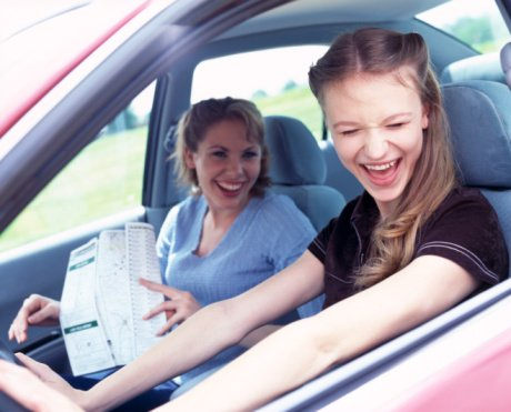 Teen learning to drive to get her first car aceable.com