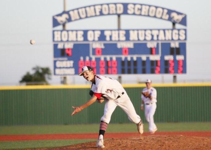 Mumford High School Baseball Field