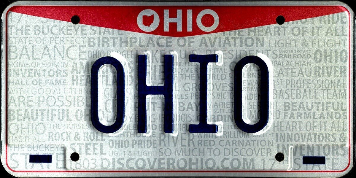 Are You Required to Have a Front License Plate in Ohio
