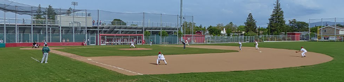 aceable cupertino high baseball field