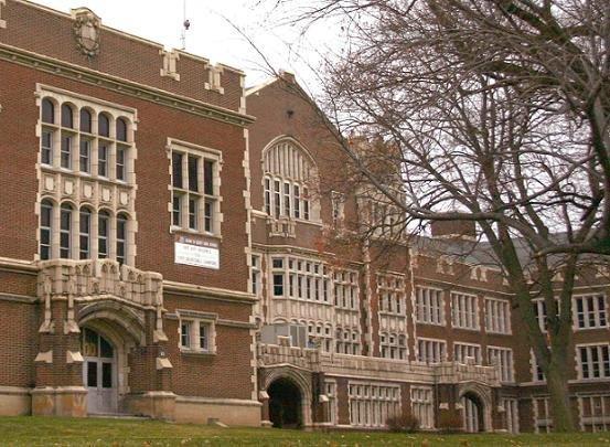 Scott High School, Toledo