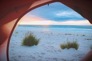 Fort Desoto Camp Park beach camping tampa bay summer bucket list