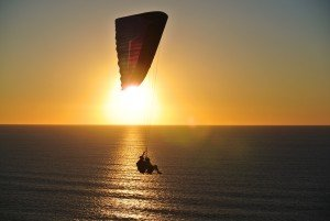 tampa bay summer list things to-do parasailing