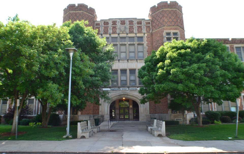 Harding Charter Preparatory School, OKC