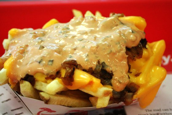 in-n-out animal style