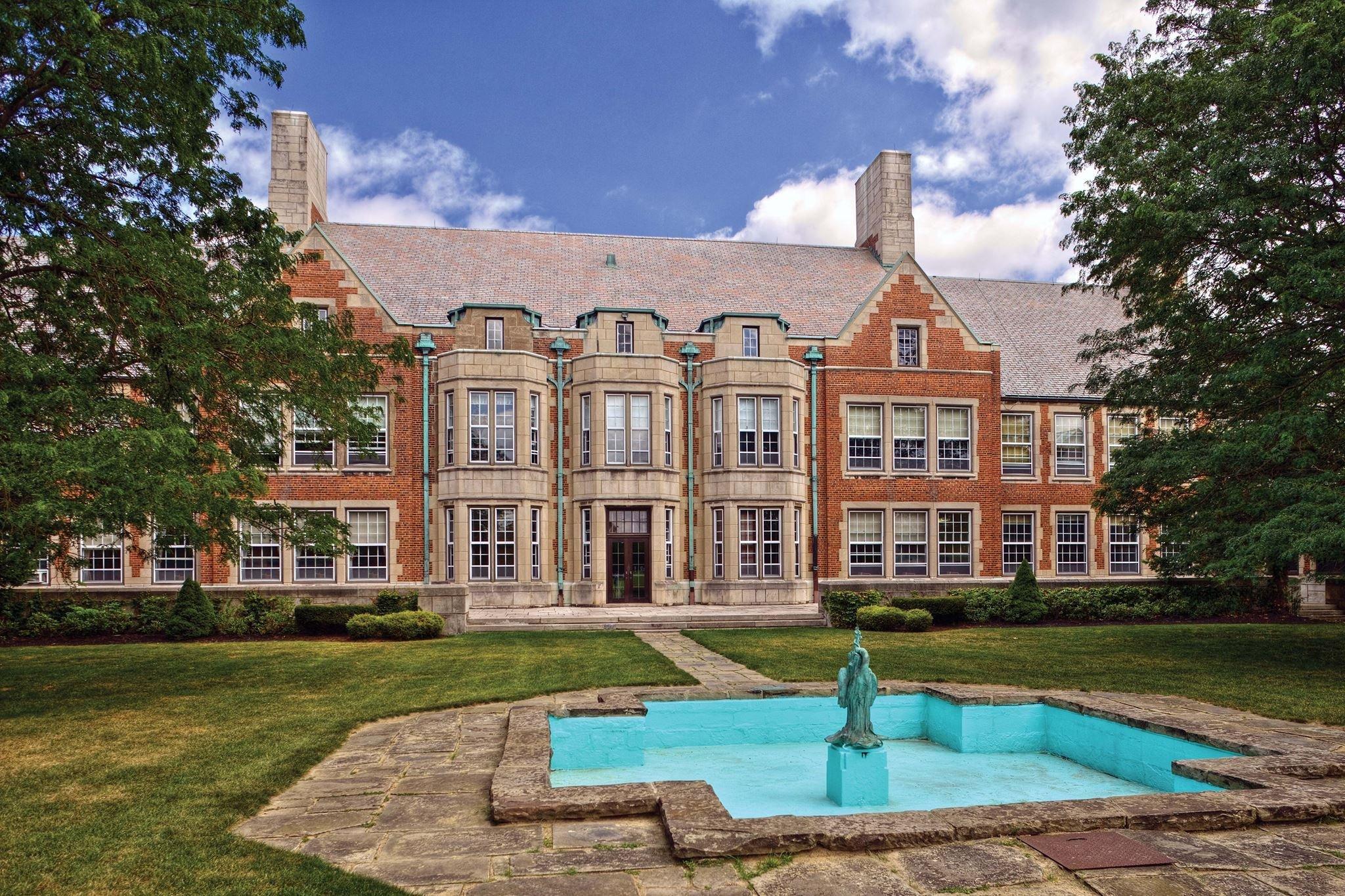 Hathaway Brown School in Shaker Heights, Ohio