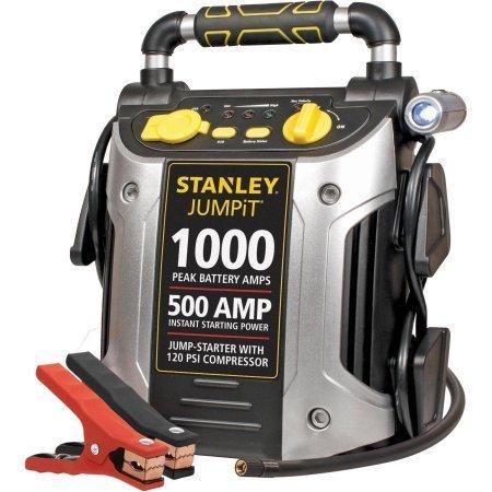 Stanley 1000-Amp Peak Jump Starter With Compressor ($69.98, WalMart.com)