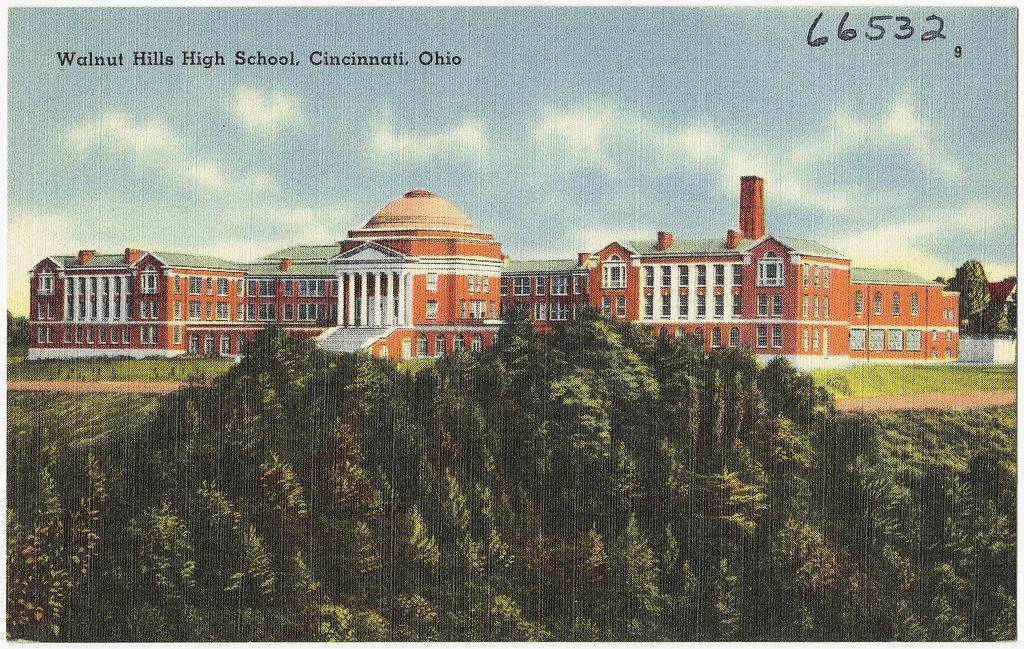 walnut hills high school