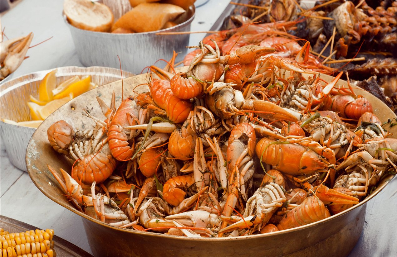 Crawfish Boils Checklists For Crawdad Cooking To Cleanup