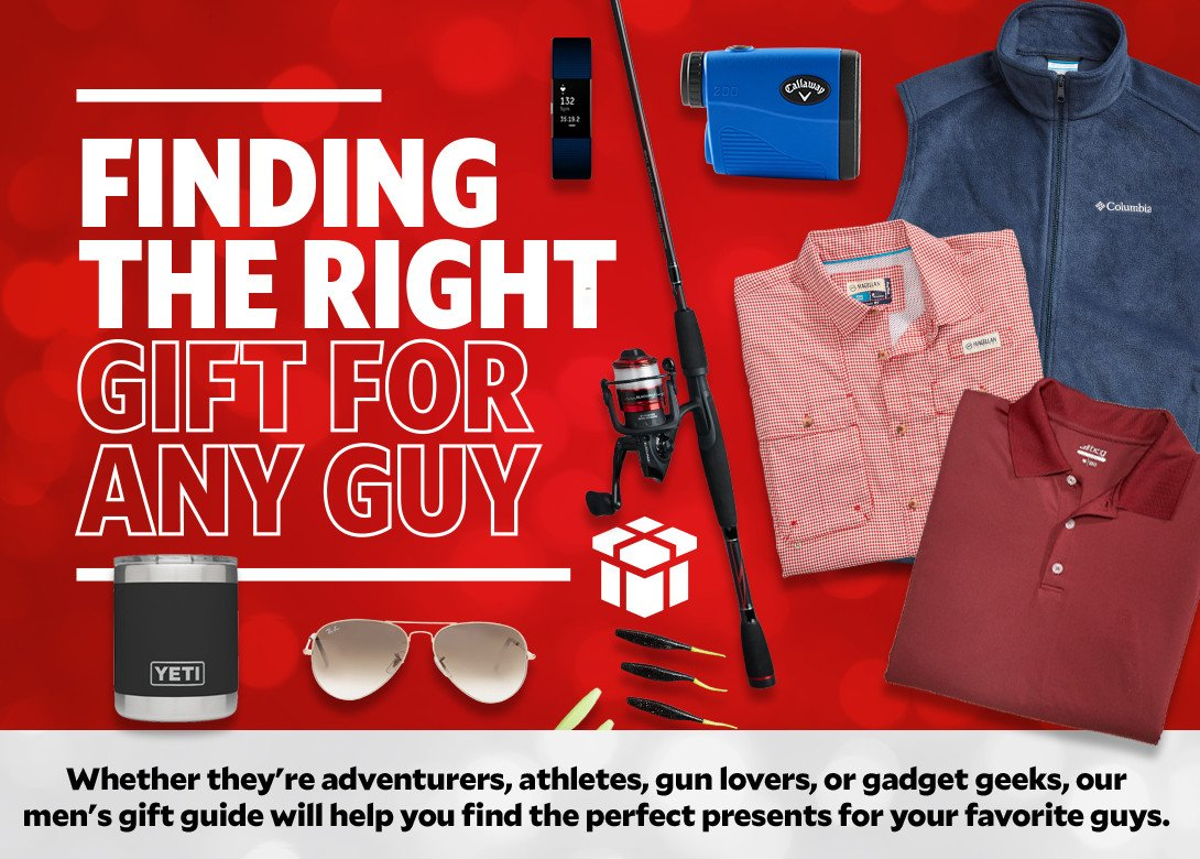 cd8a7480 Men's Gift Guide: Finding the Right Gift for Any Guy
