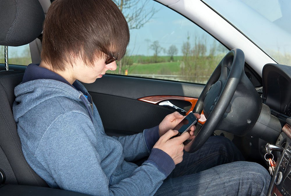 Common Bad Driving Habits of the Novice Driver