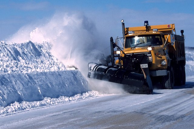 Winter driving can be perilous